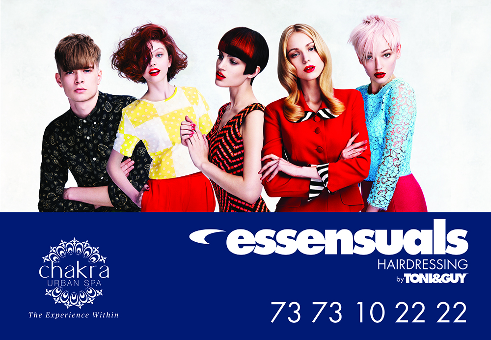 Essensuals toni and guy