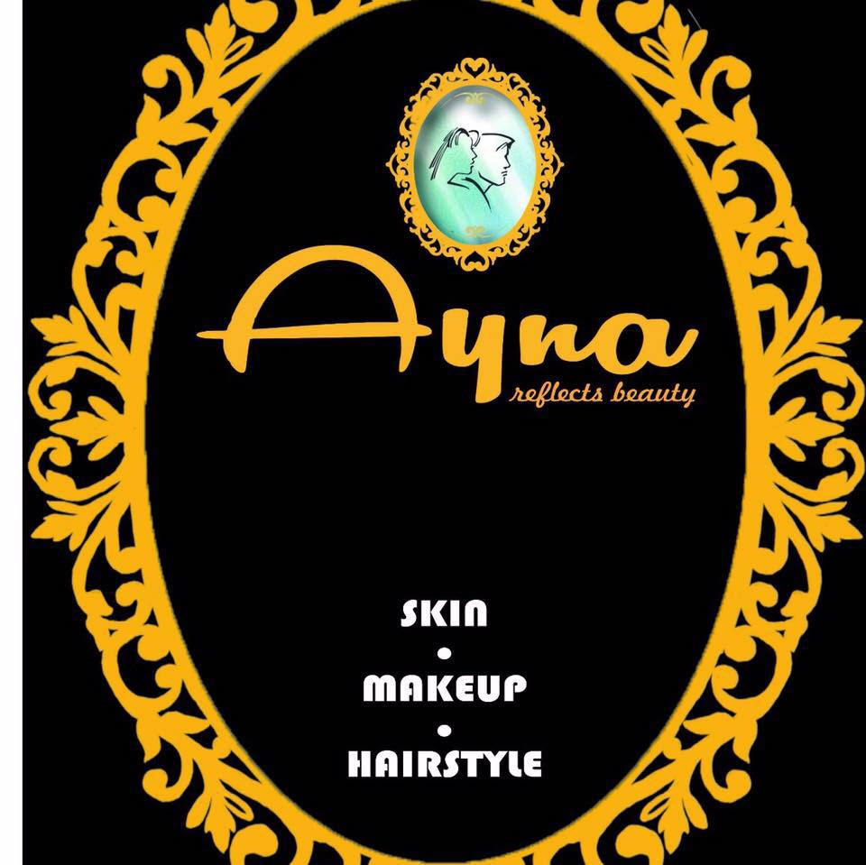 Ayna reflects beauty