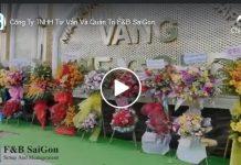 Công Ty TNHH Tư Vấn Và Quản Trị F&B SaiGon