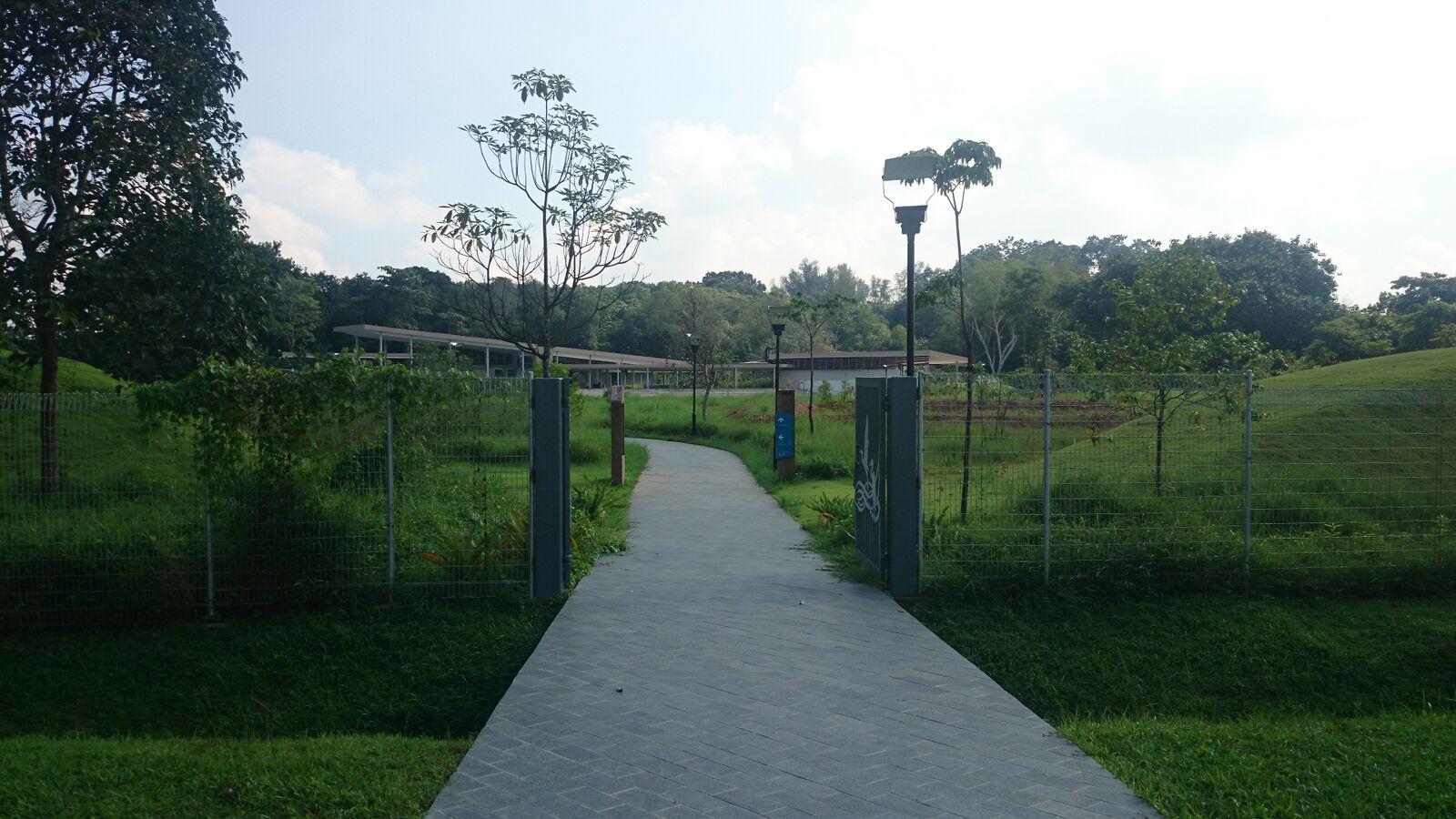 sungei buloh entrance 2