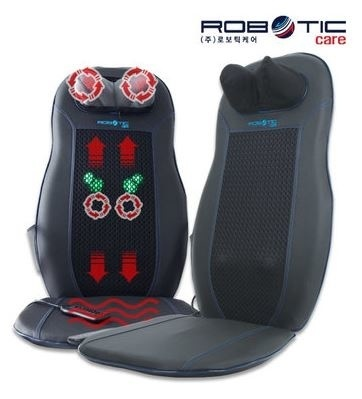 Robotic care Back Massager