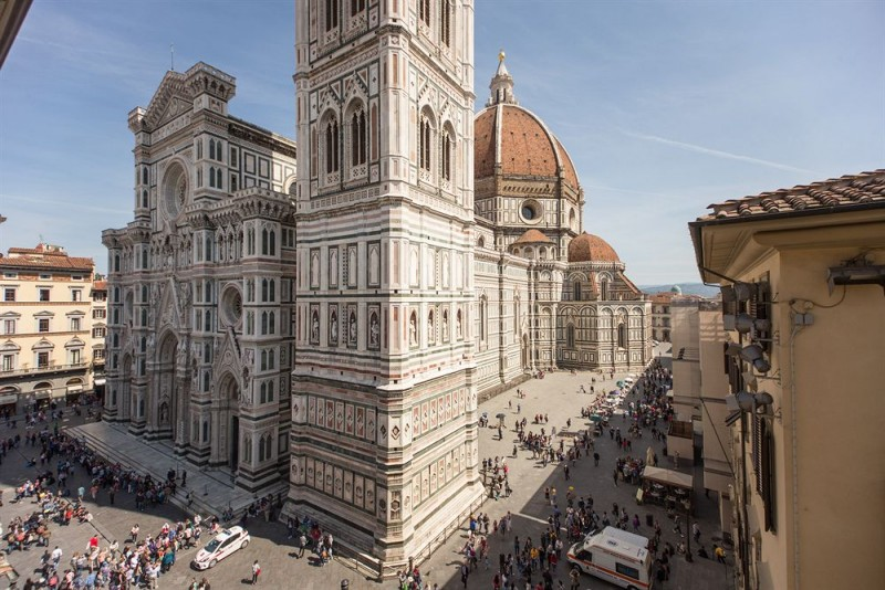 Hotel Bigallo, Florence, Italy