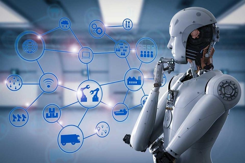 Artificial intelligence impact o&g
