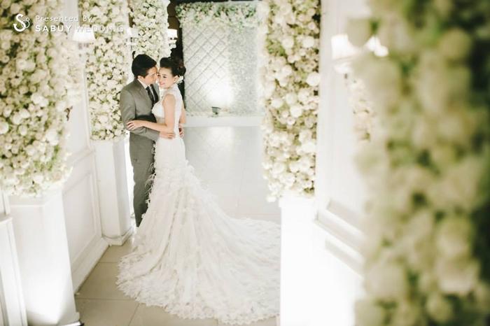 งานแต่งงาน,เจ้าบ่าว,เจ้าสาว,เพื่อนเจ้าสาว,ตกแต่งงานแต่ง,จัดดอกไม้งานแต่ง,ซุ้มแต่งงาน งานแต่งงานหลากสไตล์ ด้วยดอกไม้สีขาว