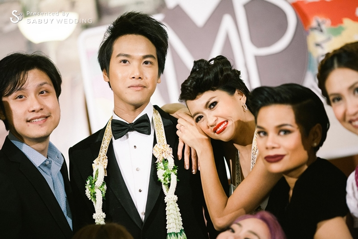 บ่าวสาว,ชุดบ่าวสาว,รูปงานแต่ง,ดารา รีวิวงานแต่ง ธีมนานาชาติสุดหรรษา รับประกันความมันส์สุดเหวี่ยง @S31 Sukhumvit Hotel