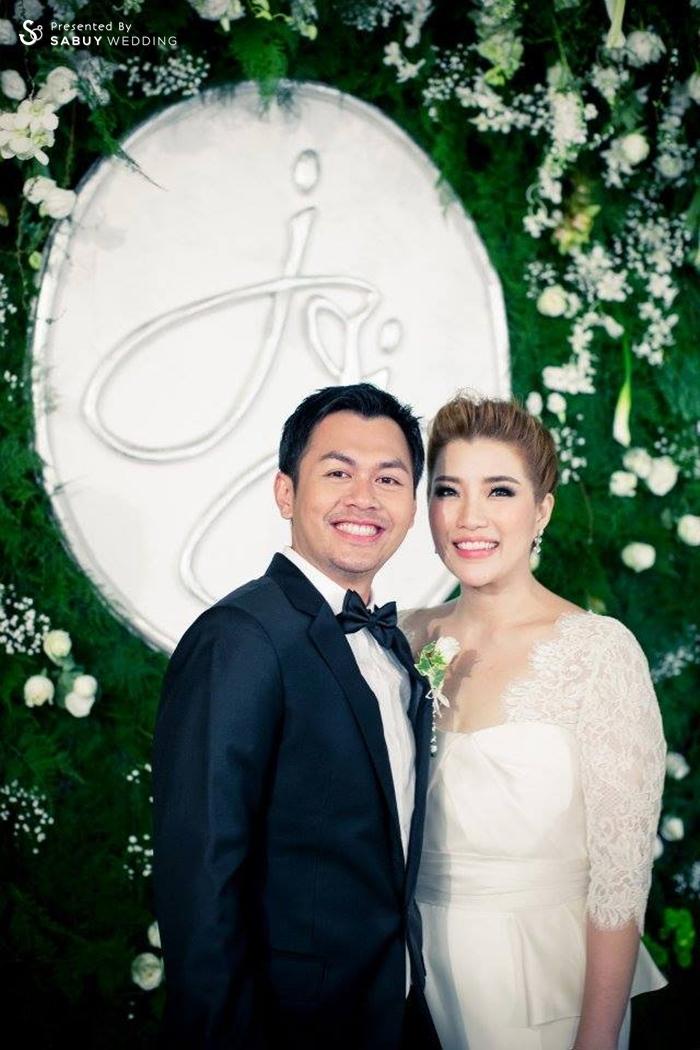 งานแต่งงาน,เจ้าบ่าว,เจ้าสาว งานแต่งงานหลากสไตล์ ด้วยดอกไม้สีขาว
