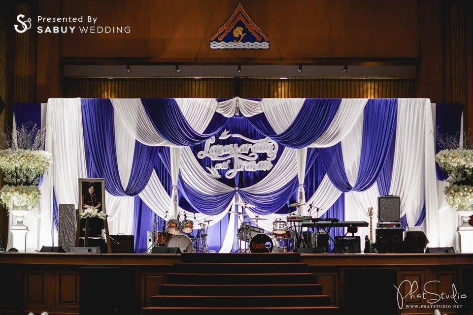 เวทีงานแต่ง,ตกแต่งงานแต่ง,ดนตรีงานแต่ง,backdrop งานแต่ง,สถานที่แต่งงาน,สถานที่จัดงานแต่งงาน,จัดดอกไม้งานแต่ง รีวิวงานแต่งสุดแนว ของหนุ่มติสท์เจ้าของหนังสือ #MottoTH @หอประชุมกองทัพเรือ