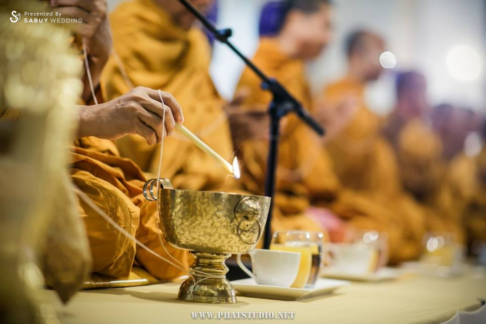 งานหมั้น,พิธีหมั้น,งานแต่งตอนเช้า,พิธีแต่งงาน,พิธีแต่งงานแบบไทย,พิธีสงฆ์ ครบถ้วนพิธีแต่งงานแบบไทย