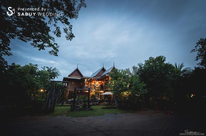 สถานที่แต่งงาน,สถานที่จัดงานแต่งงาน,เรือนไทย รีวิวงานแต่ง สองธีมจัดไป แต่งแบบไทยและปาร์ตี้ Bistro @The Okura Prestige
