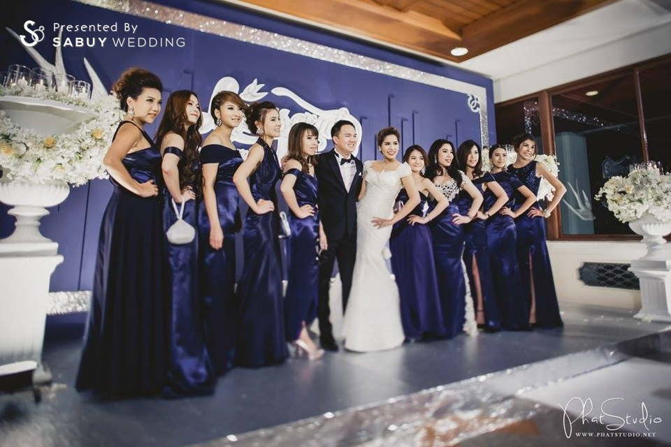 บ่าวสาว,ชุดบ่าวสาว,ชุดเจ้าสาว,ชุดเจ้าบ่าว,เพื่อนเจ้าสาว,ชุดเพื่อนเจ้าสาว,ธีมงานแต่ง,backdrop งานแต่ง,ตกแต่งงานแต่ง,จัดดอกไม้งานแต่ง รีวิวงานแต่งสุดแนว ของหนุ่มติสท์เจ้าของหนังสือ #MottoTH @หอประชุมกองทัพเรือ