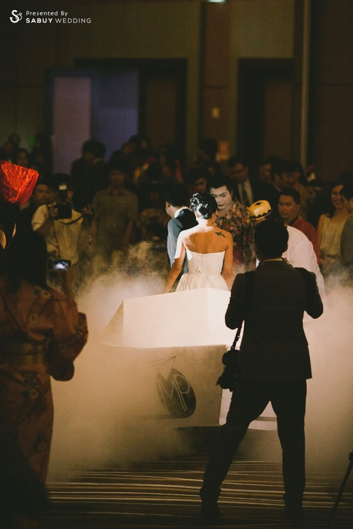 บ่าวสาว,พิธีแต่งงาน,รูปงานแต่ง รีวิวงานแต่ง ธีมนานาชาติสุดหรรษา รับประกันความมันส์สุดเหวี่ยง @S31 Sukhumvit Hotel
