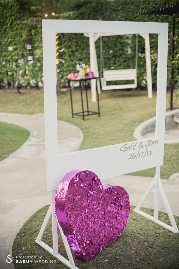 """งานแต่งงาน,ตกแต่งงานแต่ง,พร๊อพ,งานแต่งในสวน,งานแต่ง outdoor ทำมือ สื่อใจ Homemade Wedding  สไตล์ """"Jeedjididid"""""""