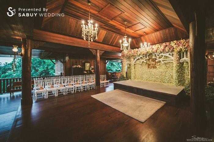 งานหมั้น,ตกแต่งงานแต่ง,สถานที่แต่งงาน,สถานที่จัดงานแต่งงาน รีวิวงานแต่ง สองธีมจัดไป แต่งแบบไทยและปาร์ตี้ Bistro @The Okura Prestige