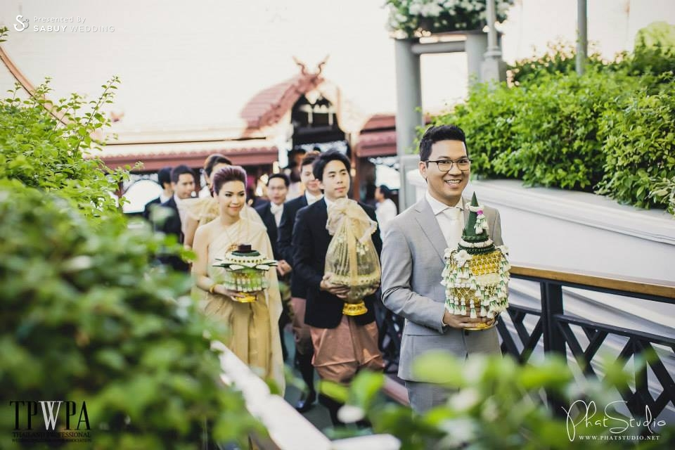 งานหมั้น,พิธีหมั้น,งานแต่งตอนเช้า,พิธีแต่งงาน,พิธีแต่งงานแบบไทย,แห่ขันหมาก ครบถ้วนพิธีแต่งงานแบบไทย