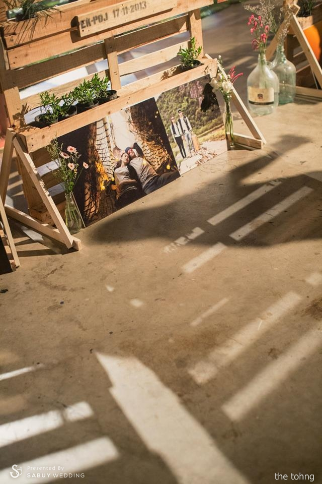 แกลอรี่งานแต่ง,ตกแต่งงานแต่ง รีวิวงานแต่ง Outdoor งานนี้การันตีความสนุก @Moonstar Studio
