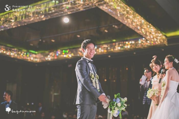 เจ้าบ่าว,ชุดเจ้าบ่าว,รูปงานแต่ง,สถานที่แต่งงาน,สถานที่จัดงานแต่งงาน รีวิวงานแต่ง House Party สไตล์อังกฤษ @Renaissance Bangkok Ratchaprasong