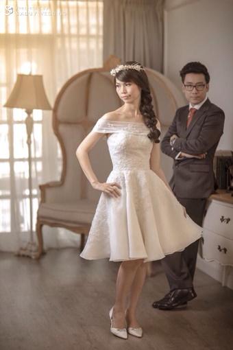 เจ้าบ่าว,เจ้าสาว,งานแต่งงาน,งานหมั้น,ชุดเจ้าสาว,ชุดหมั้น,ชุดแต่งงาน ชุดหมั้นยกน้ำชาจาก 9 ห้องเสื้อชื่อดัง