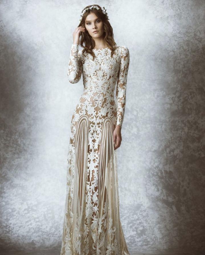 ชุดเจ้าสาว,ชุดแต่งงาน,แฟชั่นชุดเจ้าสาว,เทรนด์ชุดแต่งงาน รวมเทรนด์ชุดแต่งงานปี 2015 จาก 11 ดีไซเนอร์ระดับโลก