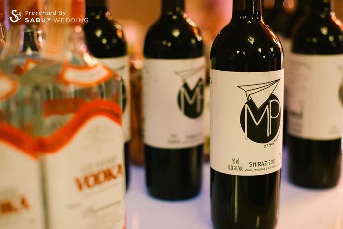 ไวน์,เครื่องดื่มแอลกอฮอร์ รีวิวงานแต่ง ธีมนานาชาติสุดหรรษา รับประกันความมันส์สุดเหวี่ยง @S31 Sukhumvit Hotel