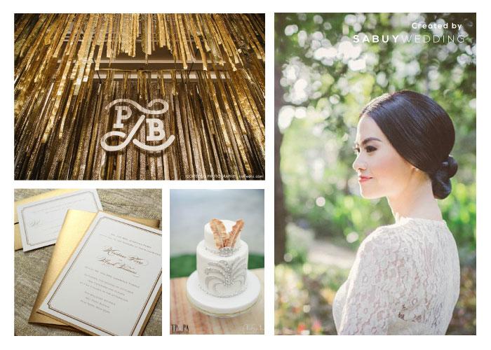 เจ้าสาว,backdrop งานแต่ง,แบคดรอป,การ์ดแต่งงาน,เค้กงานแต่ง 5 เทรนด์จัดงานแต่งสไตล์บ่าวสาวGen Y