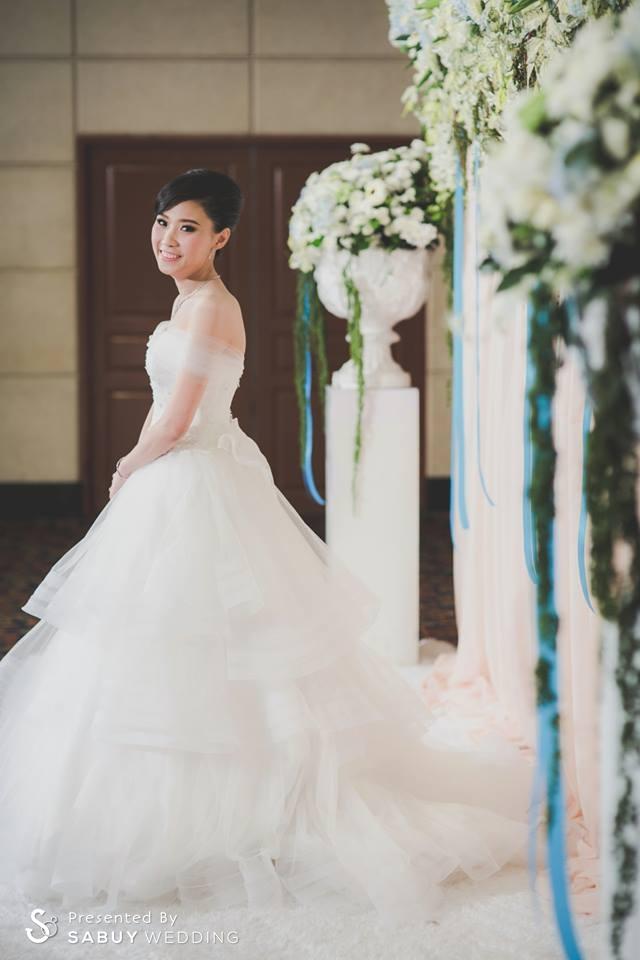 งานแต่งงาน,เจ้าสาว ชุดเจ้าสาวอวดไหล่สวย