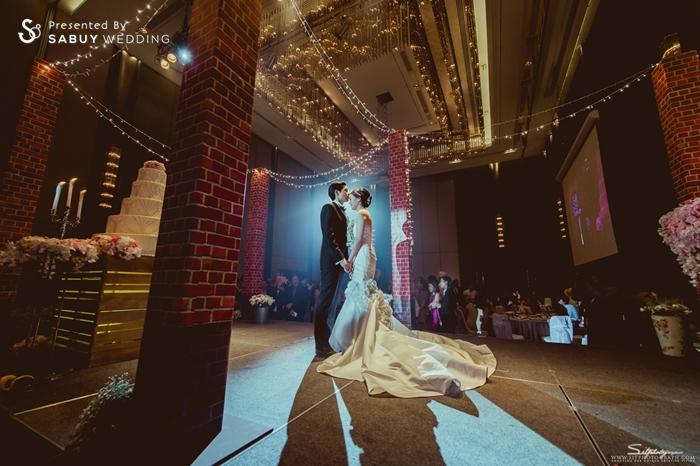 บ่าวสาว,ชุดบ่าวสาว,ชุดเจ้าสาว,ชุดเจ้าบ่าว,รูปงานแต่ง,ตกแต่งงานแต่ง,สถานที่แต่งงาน,สถานที่จัดงานแต่งงาน รีวิวงานแต่ง สองธีมจัดไป แต่งแบบไทยและปาร์ตี้ Bistro @The Okura Prestige