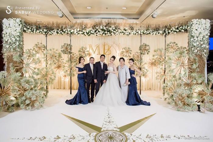 งานแต่งงาน,เจ้าบ่าว,เจ้าสาว,พ่อแม่บ่าวสาว,เพื่อนเจ้าสาว,backdrop งานแต่ง,จัดดอกไม้งานแต่ง,ตกแต่งงานแต่ง,แบคดรอป,ดอกไม้ งานแต่งงานหลากสไตล์ ด้วยดอกไม้สีขาว