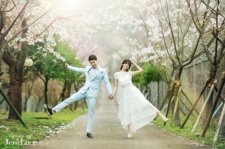 Resultado de imagen de boda moderna en japon