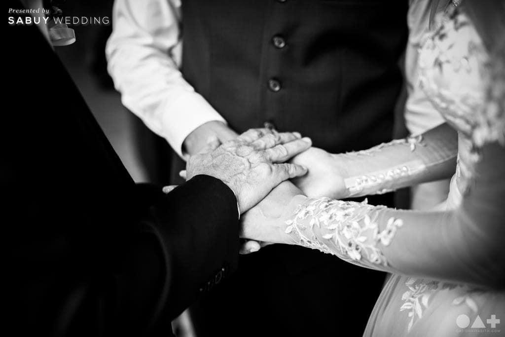 งานแต่งดารา,พิธีแต่งงาน อบอุ่นสุดวินเทจ งานแต่งท่ามกลางผืนป่า โอ๋เพชรดาและฟิวส์ กิตติศักดิ์