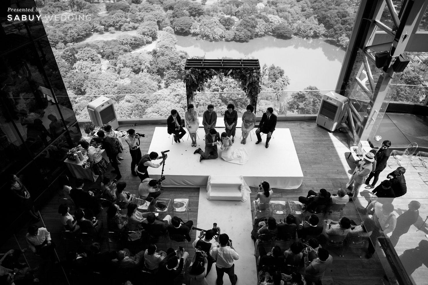 สถานที่แต่งงาน,โรงแรม,rooftop,บ่าวสาว,ชุดเจ้าสาว,ตกแต่งงานแต่ง,จัดดอกไม้งานแต่ง,สถานที่แต่งงานดาดฟ้า,พิธีหมั้น รีวิวงานแต่ง Sit-down Lunch และ Dinner เฉียบเรียบโก้ โมเดิร์นมาก @SO Sofitel Bangkok