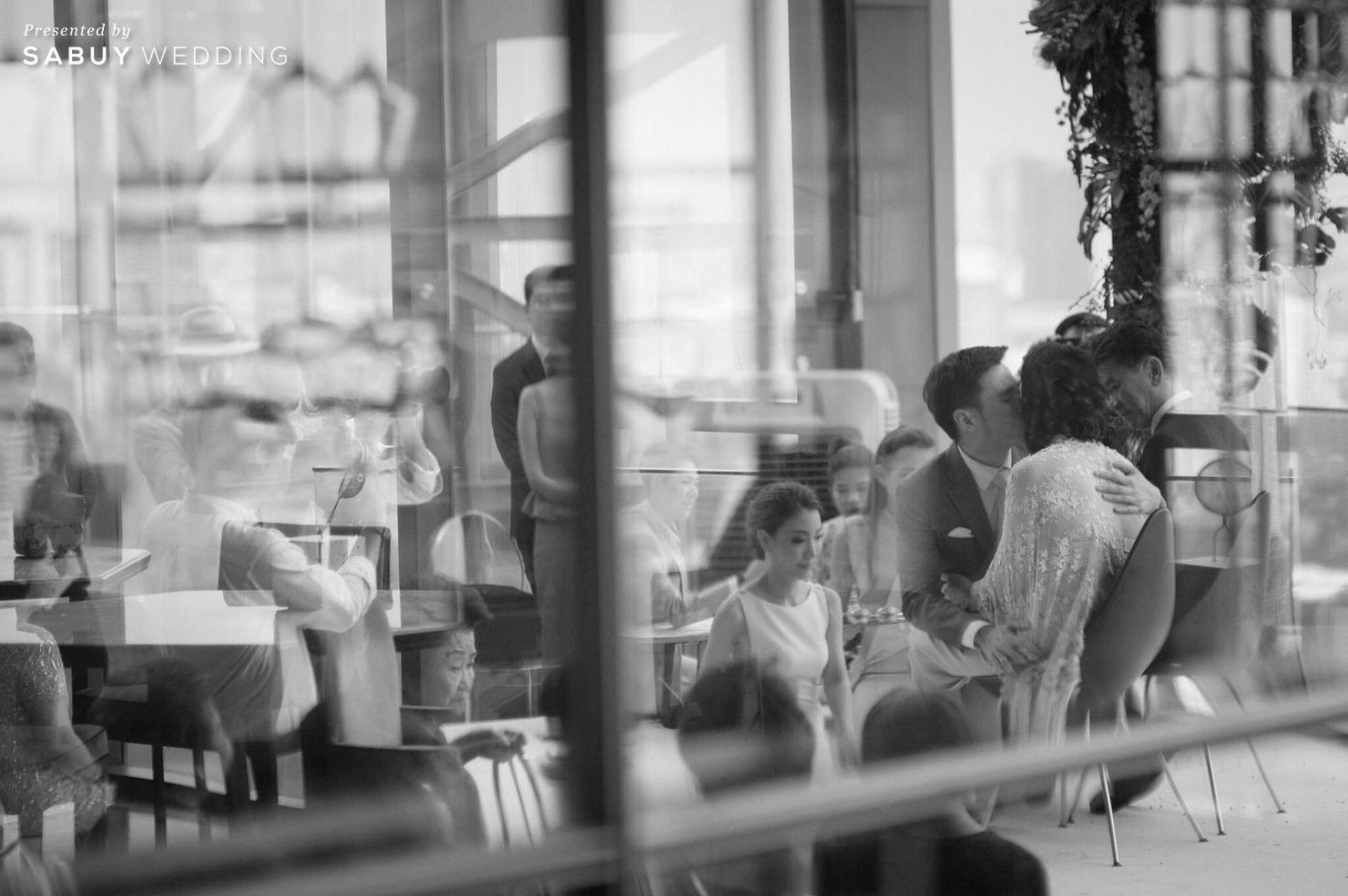 พิธีหมั้น,บ่าวสาว,ชุดเจ้าสาว,สถานที่แต่งงาน,โรงแรม รีวิวงานแต่ง Sit-down Lunch และ Dinner เฉียบเรียบโก้ โมเดิร์นมาก @SO Sofitel Bangkok