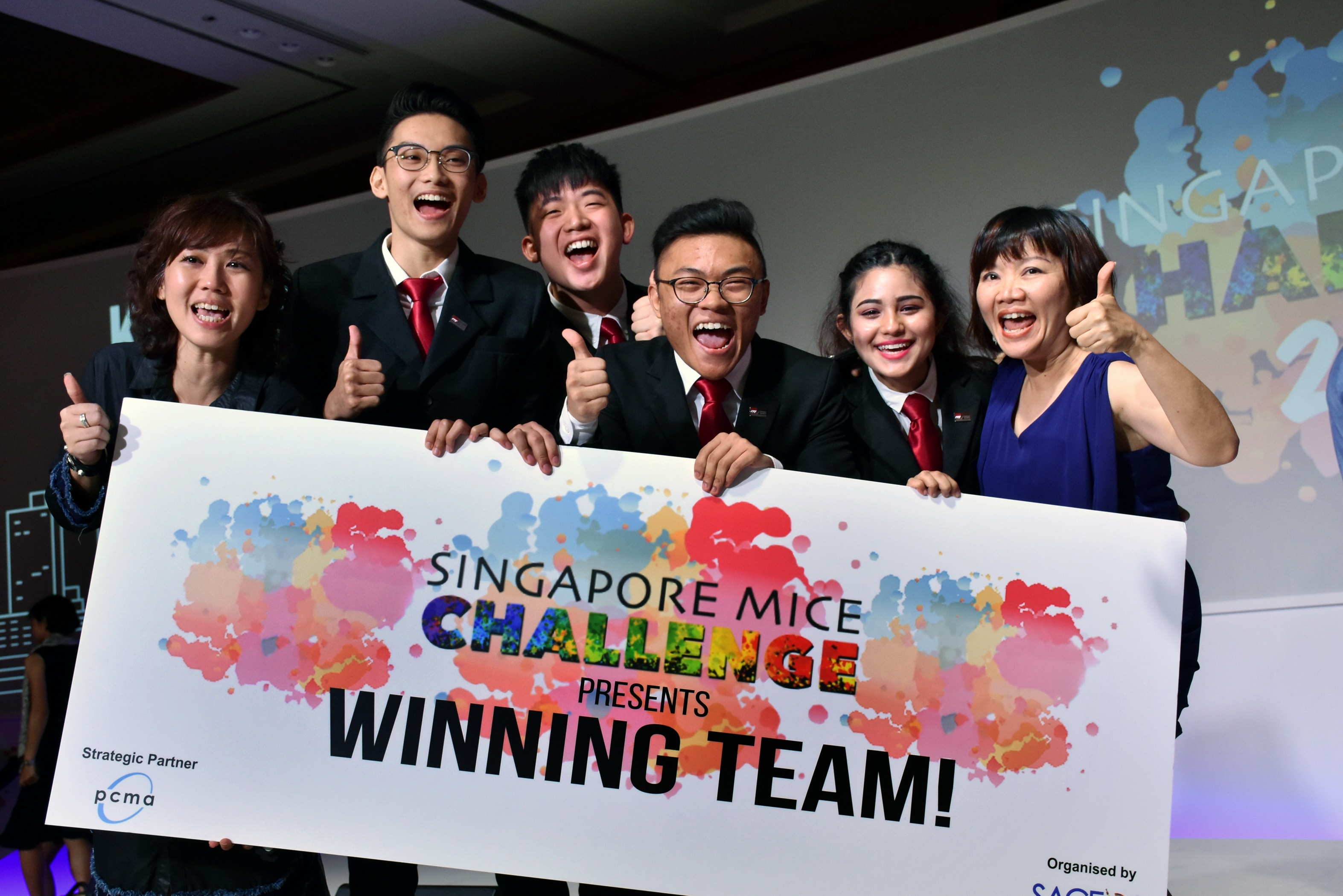SACEOS | Singapore MICE Challenge (SMC)
