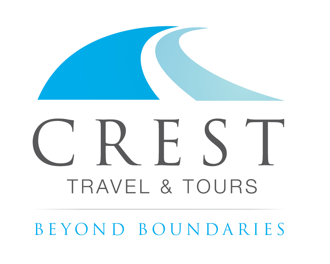 Crest Travel Logo