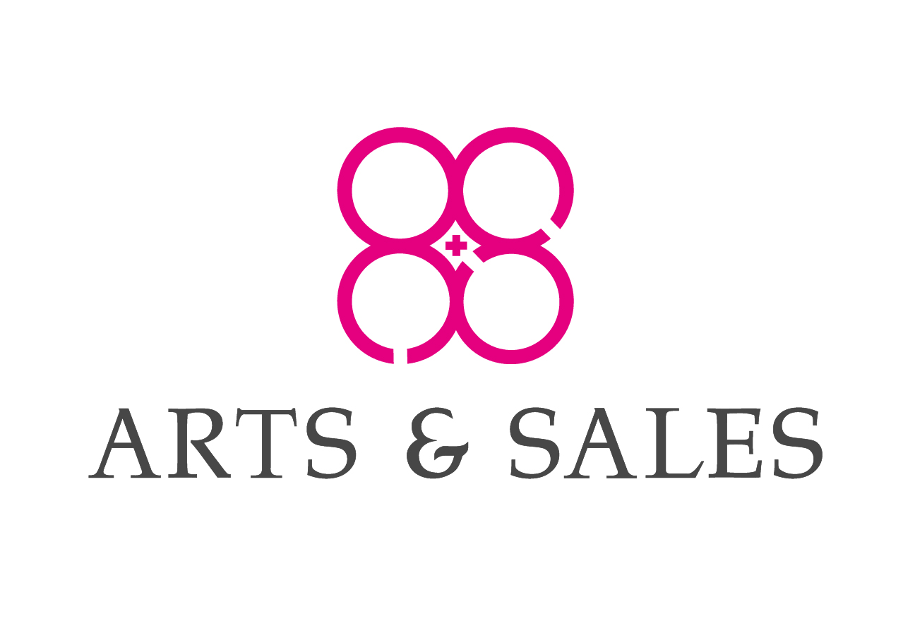 Arts  & Sales Logo