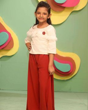 Picture of GIRLS FASHION TOP WITH BOTTOM (2Y)(3-4Y)