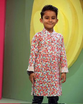 Picture of BOYS BASIC KURTA