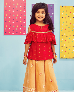 Picture of GIRLS SKIRT TOP (7-8Y)