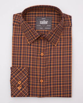 Picture of Barbary Check Smart Casual Shirt