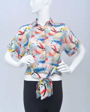 Picture of POP Style Crop Top