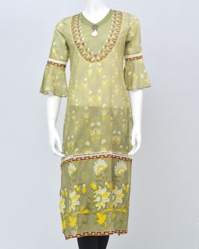 Picture of Ethnic Kurtis