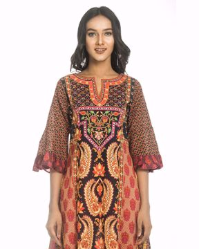 Picture of Ethnic Cotton Kurtis