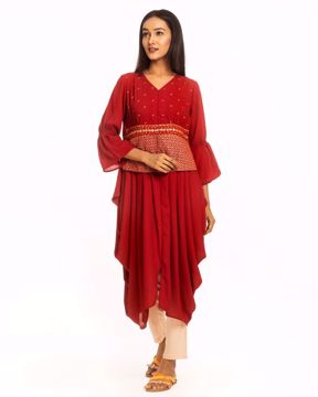 Picture of WOMENS WOVEN KURTIS