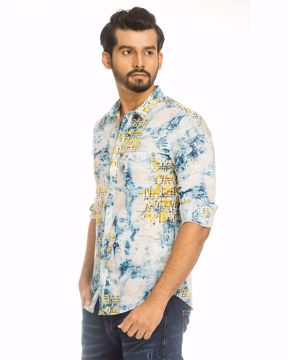 Picture of Printed Comfort Casual Shirt