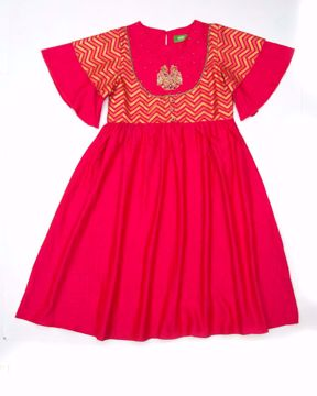 Picture of Girls Ethnic Kurti