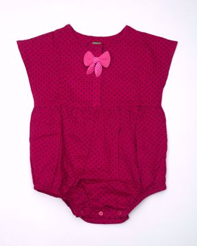 Picture of Newborn Knit Girls BodySuit