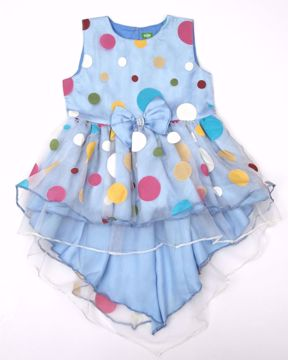 Picture of Newborn Girl's Party Gown (3M - 6M)