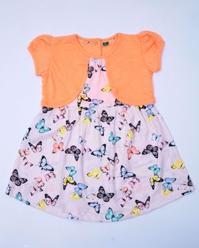 Picture of Newborn Cotton Frock