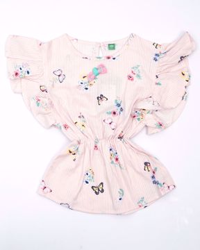 Picture of Newborn Girl's Casual Top