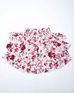 Picture of NEWBORN GIRLS WOVEN SKIRT