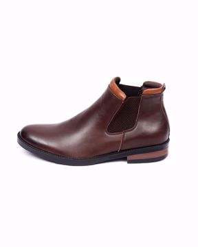 Picture of High Ankle Chelsea Boot